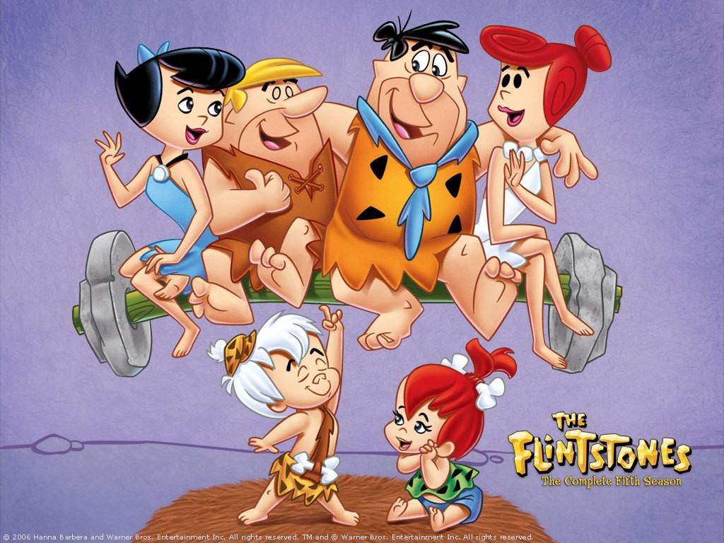 Flintstones The Wallpaper
