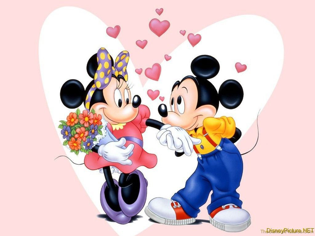 Minnie mickey love