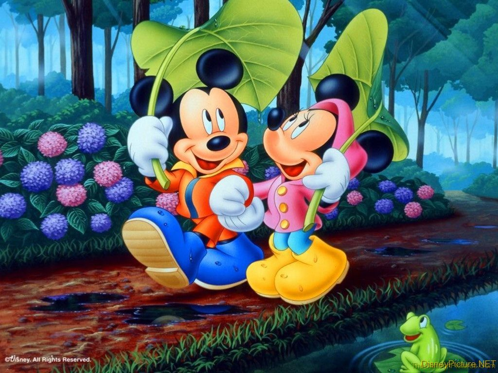 mickey Minnie Mouse postcard, mickey Minnie Mouse wallpaper, mickey ...