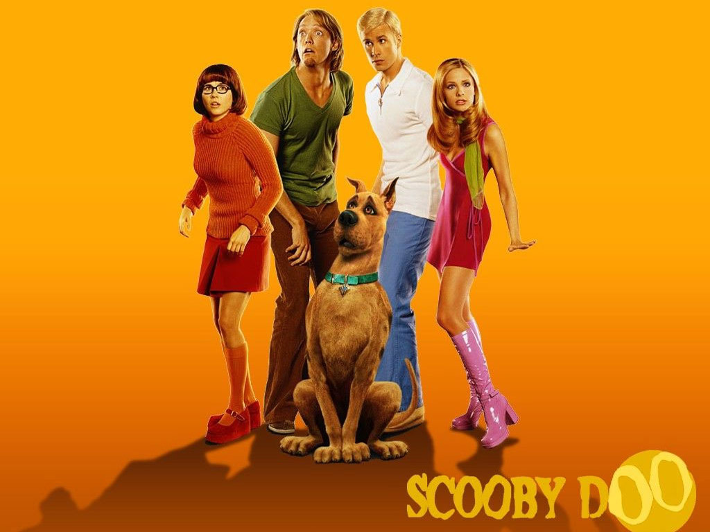 Scooby free