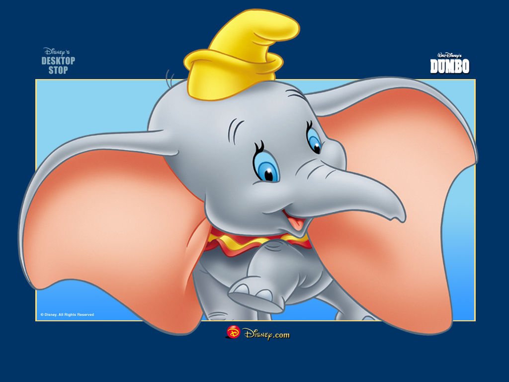 Wallpapers Dumbo_free