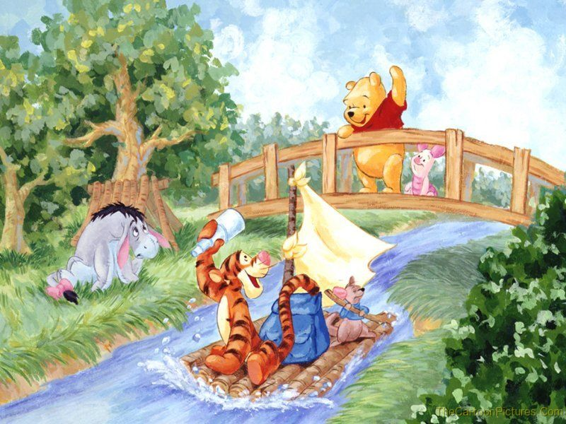 Gopher From Winnie The Pooh. Roo; Tigger; Winnie-the-Pooh