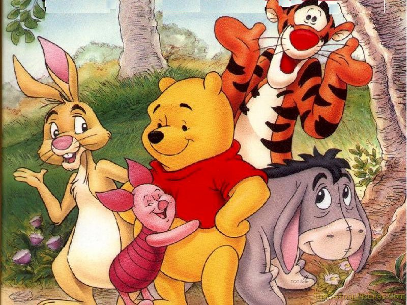 wallpaper cartoon pooh. Winnie the Pooh Picture