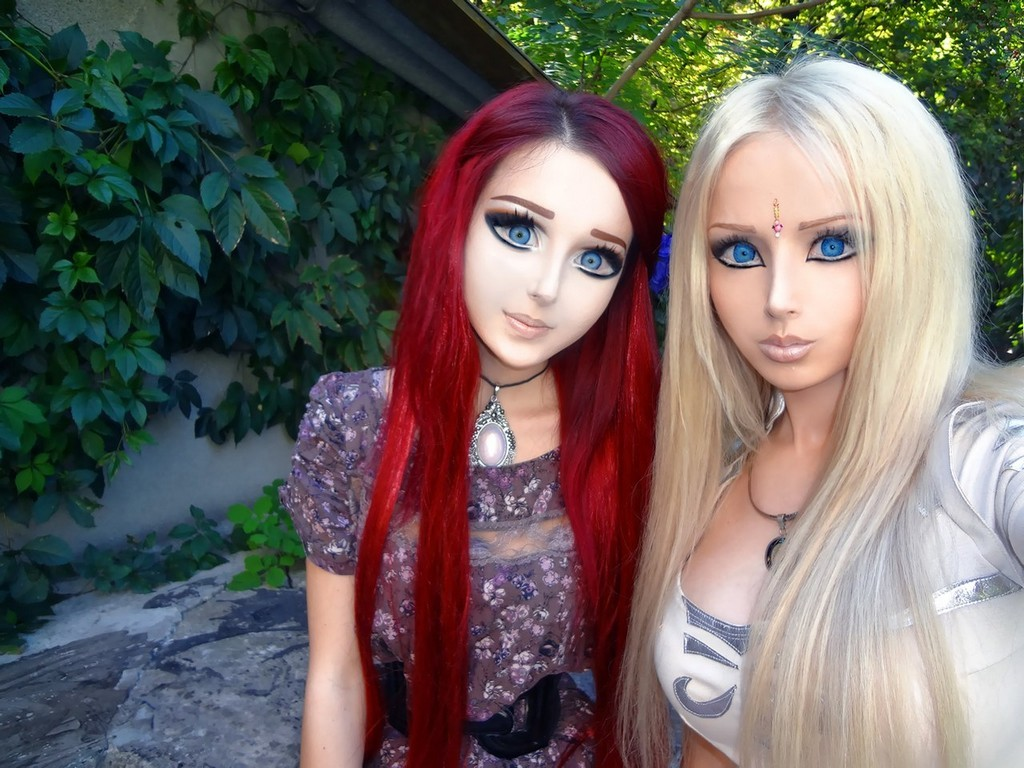 Anime Barbie