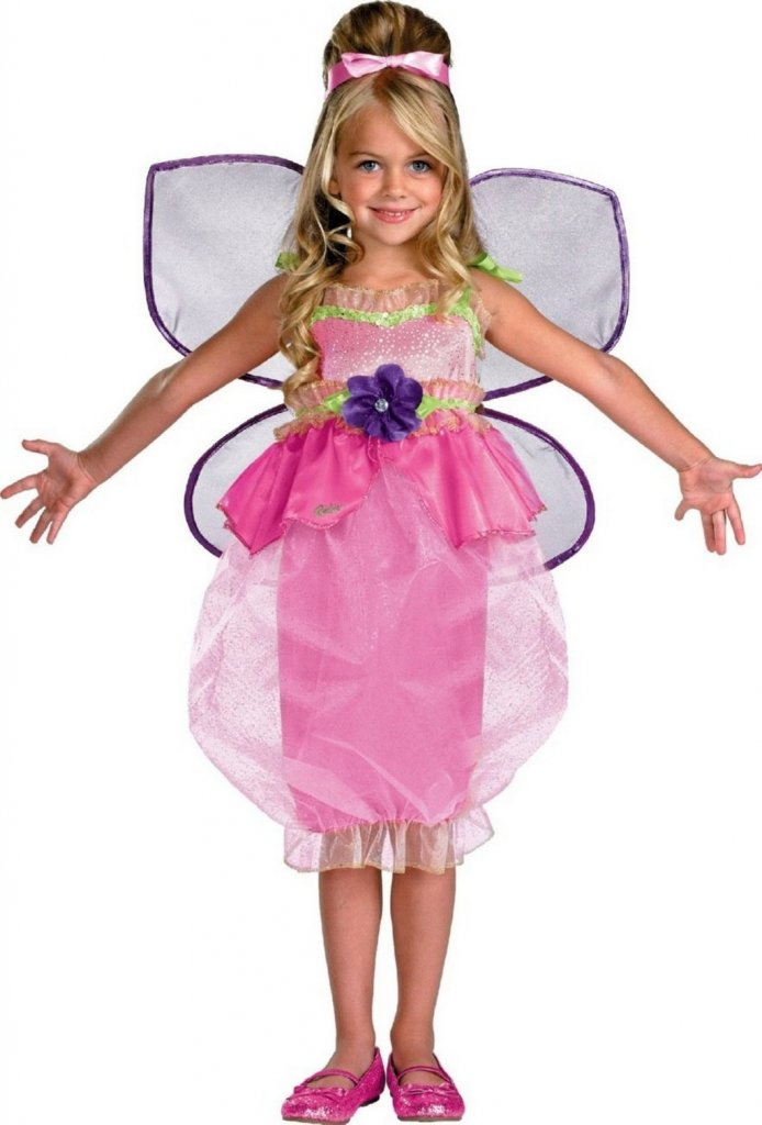 barbie thumbelina costume