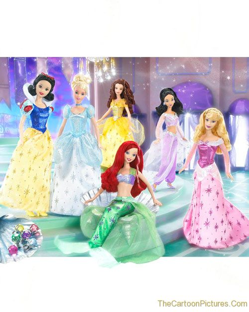 wallpaper cartoon disney. disney-Princess-Barbie-with-