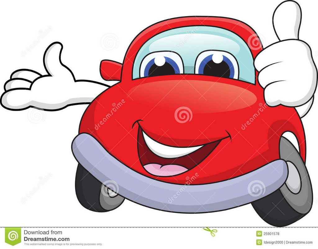 car cartoon red picture, car cartoon red wallpaper