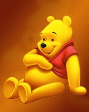 pooh-cellphone