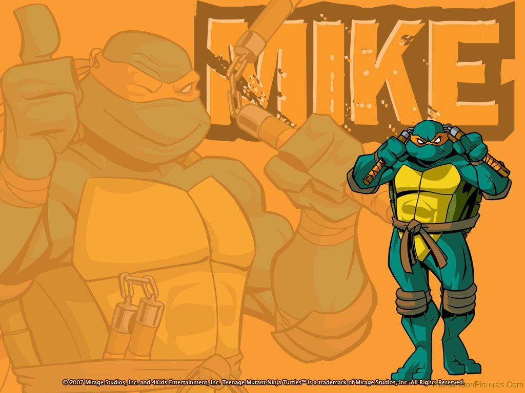 Cartoon pictures home ninja turtles ninja turtles mike ninja turtles