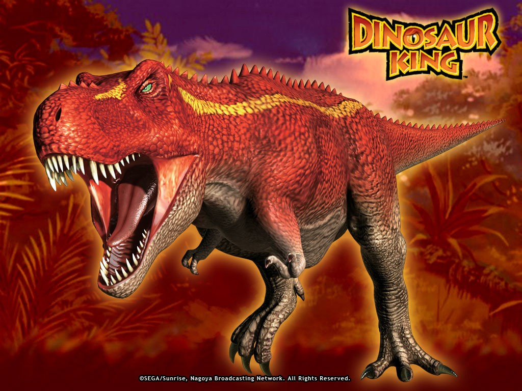 fair dinosaur king