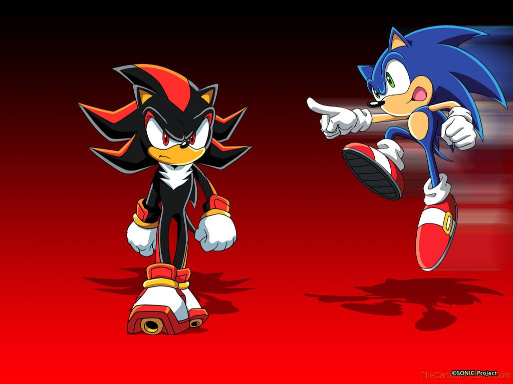 Sonic Shadow Picture Wallpaper
