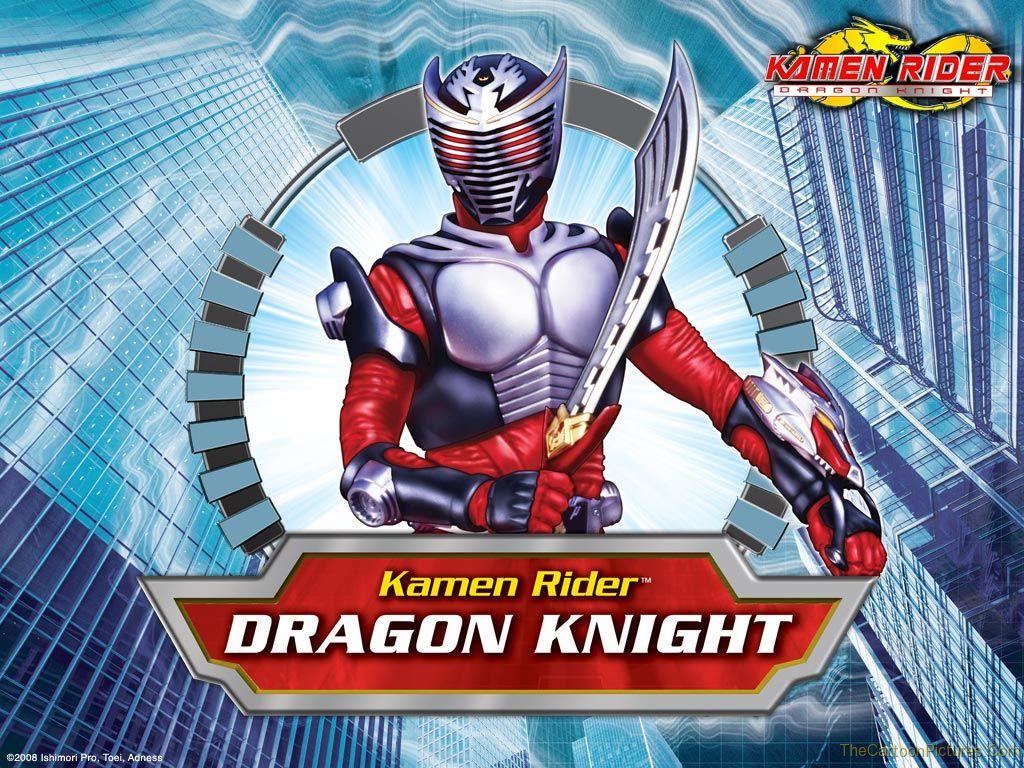 Wallpaper Kamen Rider Dragon Night