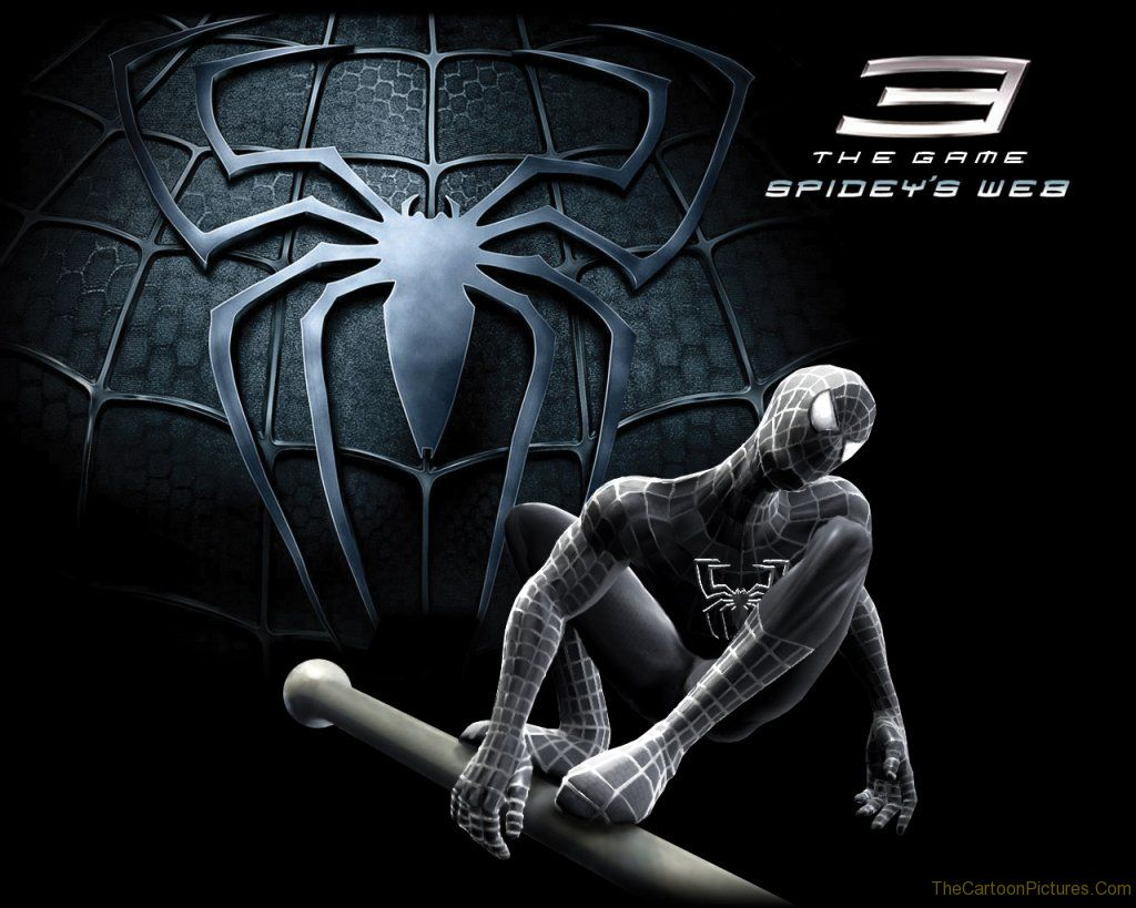 black-spiderman