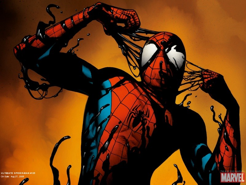 ultimate Spider-Man 800x600
