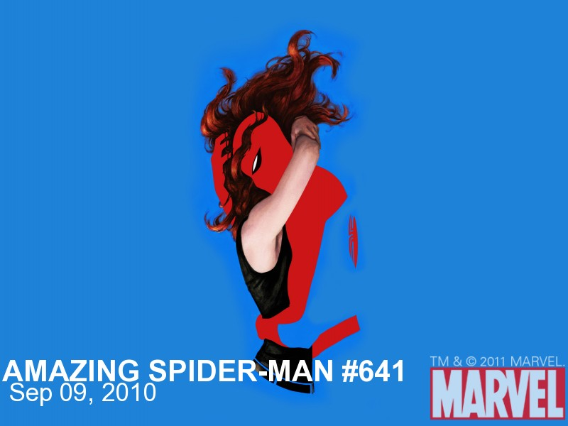 women of spider man 800x600