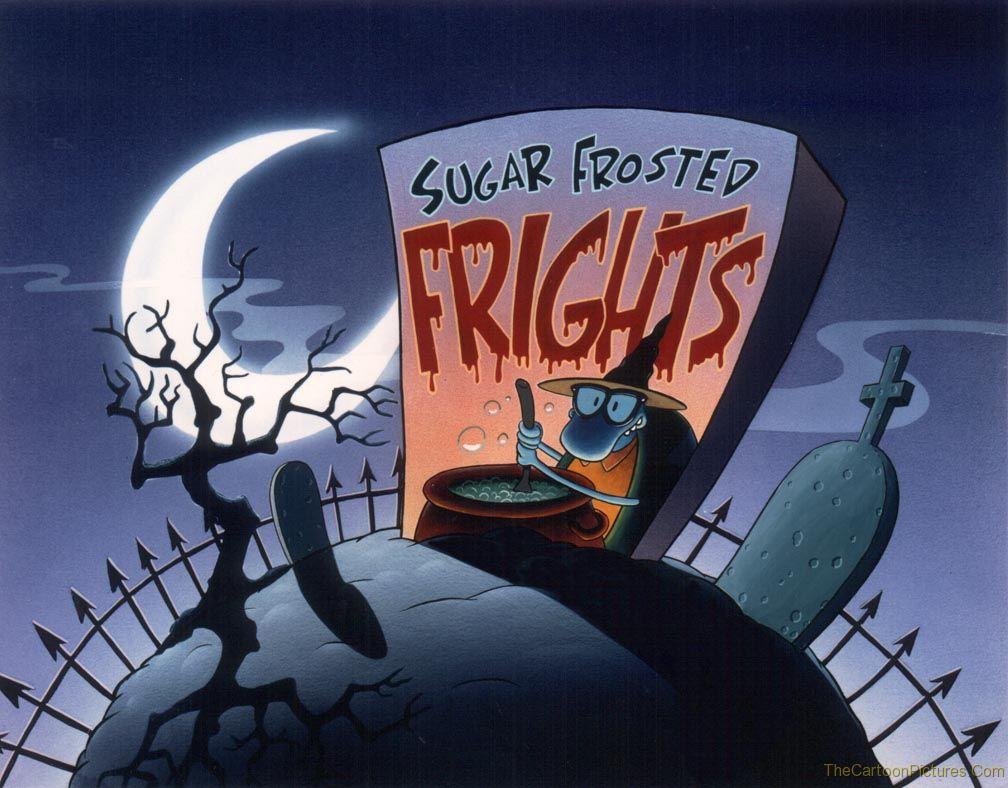 sugar frosted fright