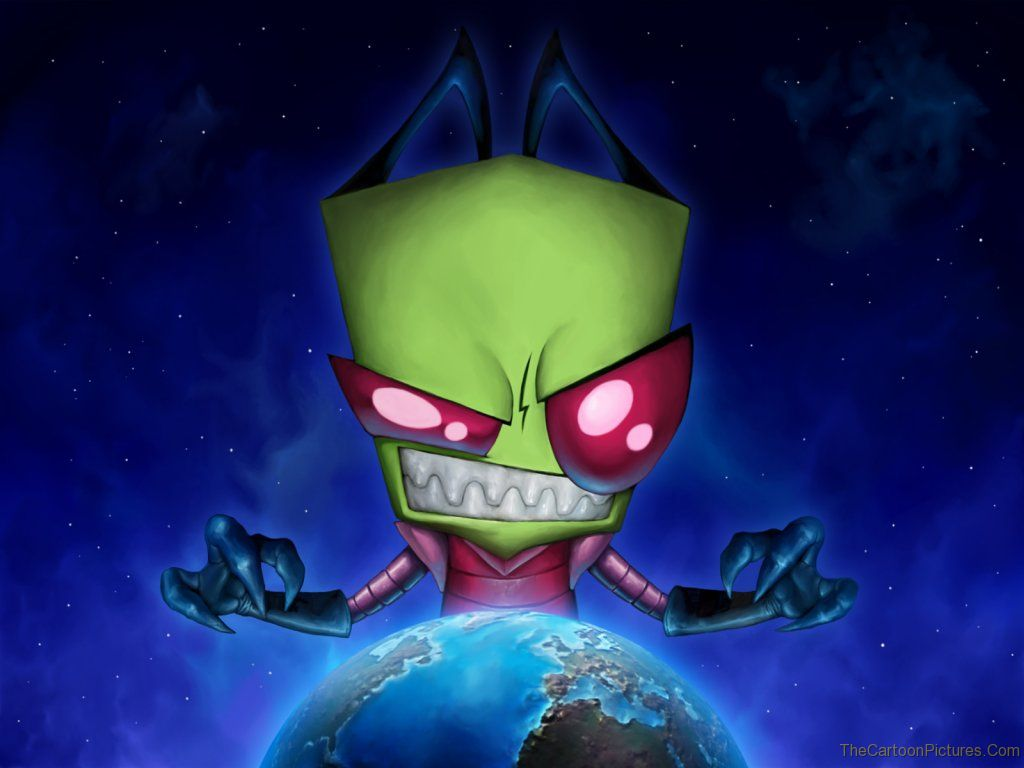 invader-zim-wallpaper