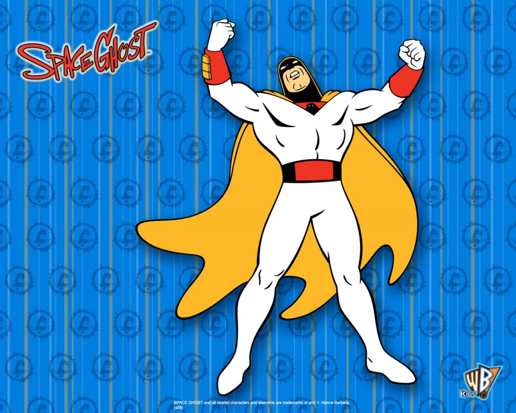 space ghost destop 1280