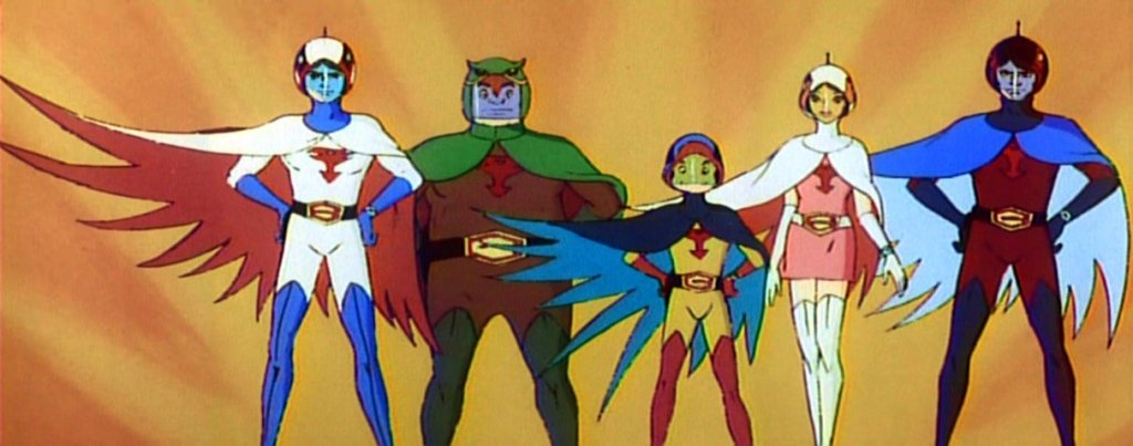G-Force -battle of the planets