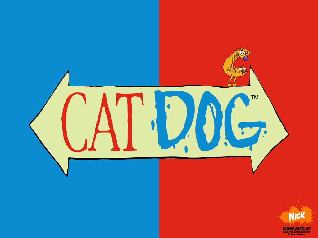 CatDog-wallpaper