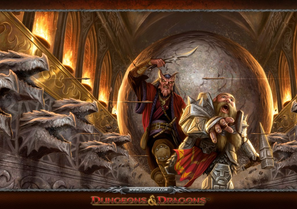 Dungeons and Dragons 1280