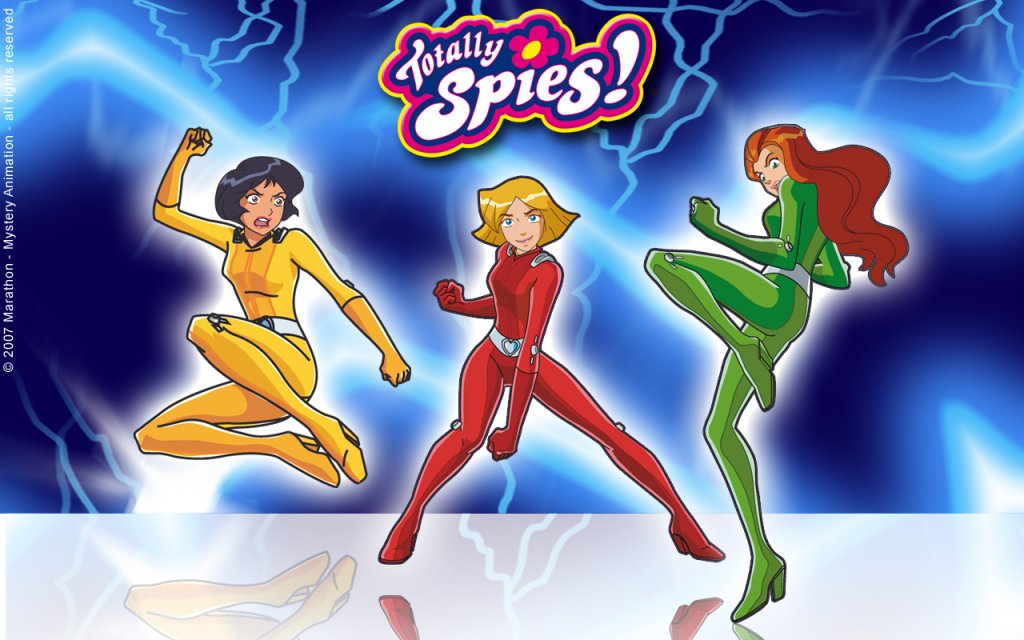 Totally spies dessins animes picture totally spies dessins animes wallpaper - Dessin anime de totally spies ...