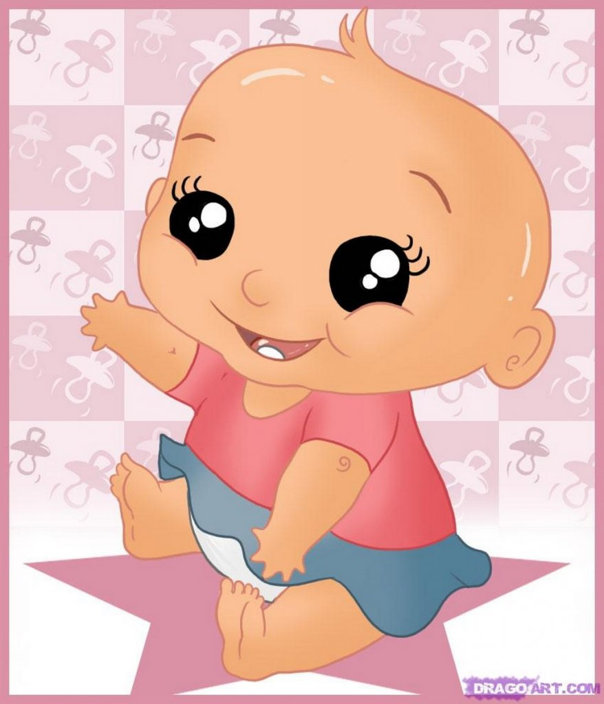 baby cartoon free