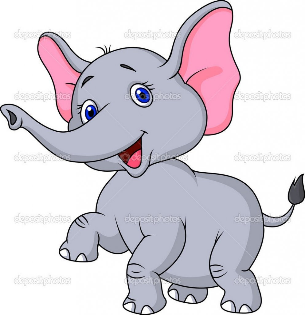 cartoon elephant wallpaper - photo #14