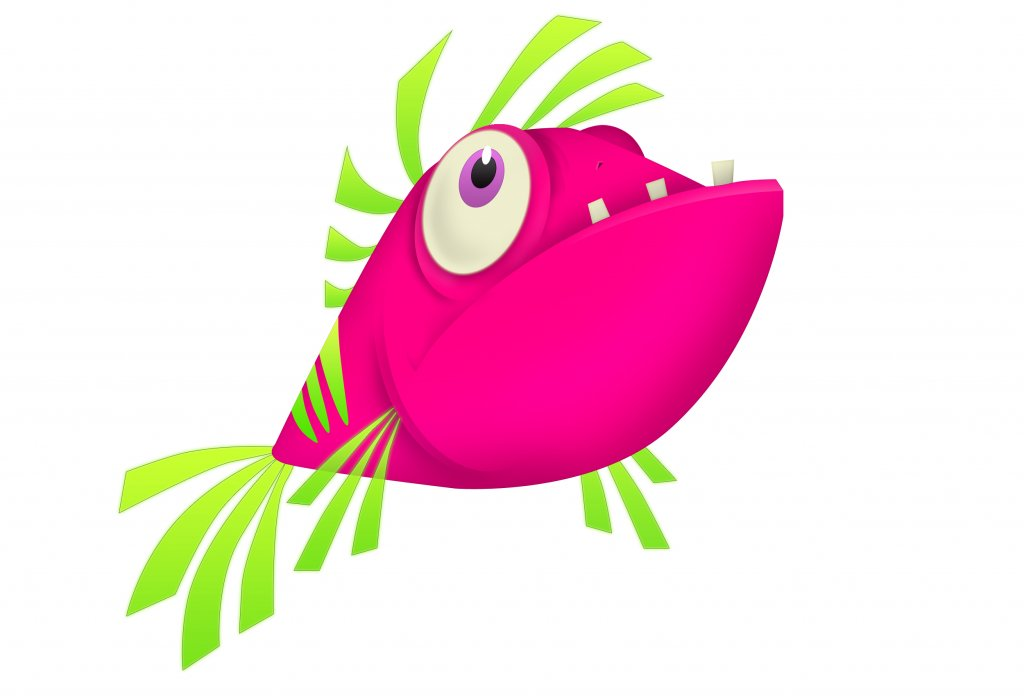 Cartoon Fish Picture Cartoon Fish Wallpaper