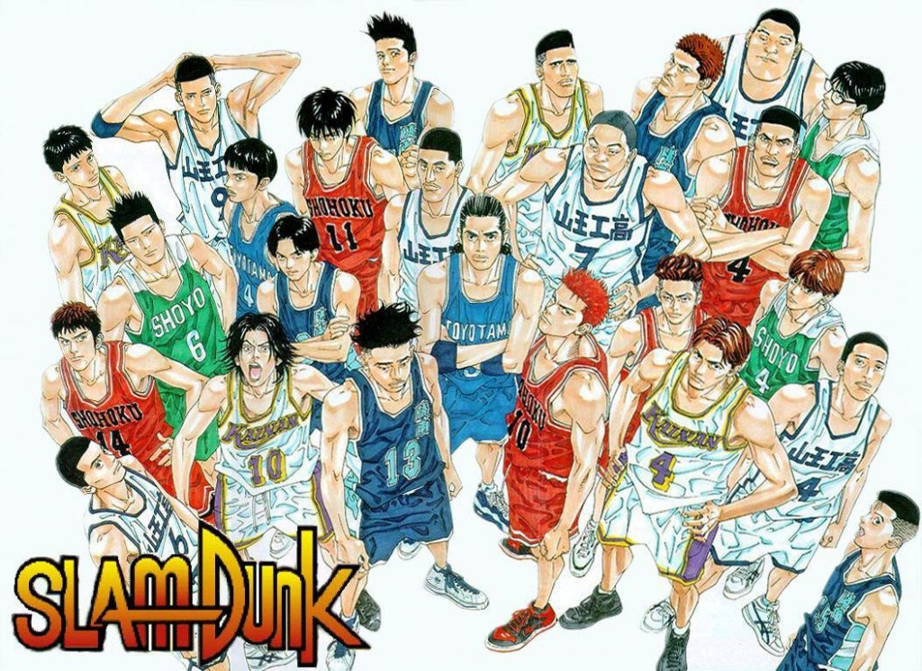 Slam-Dunk-Players