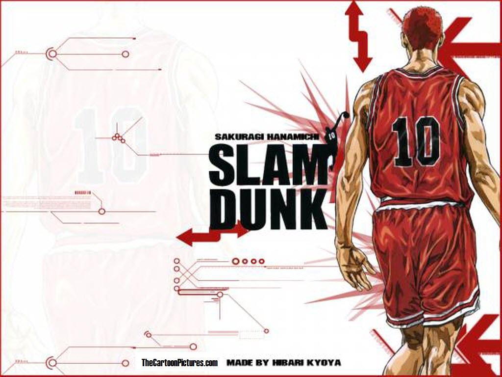 Slam Dunk las Nacionales Parte 2