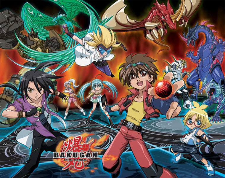 bakugan-ball