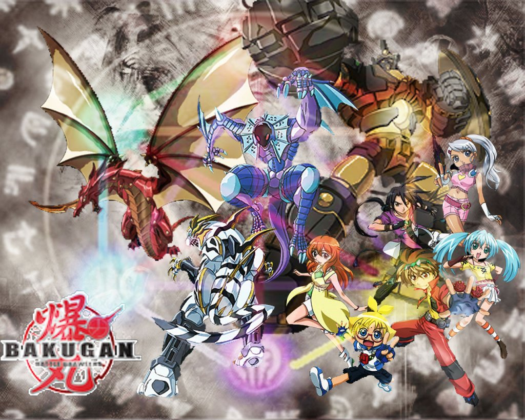 bakugan wallpaper