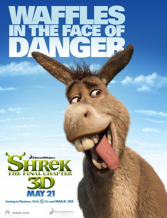 Shrek 4 Donkey Picture Wallpaper