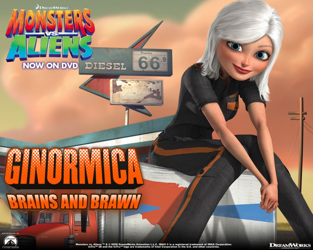 monsters vs aliens gino-1280