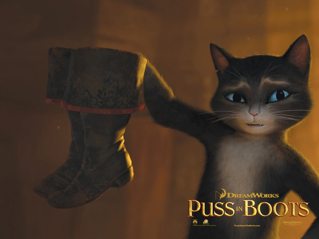Puss in boots movie 1920x1440