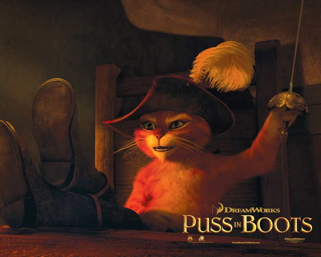 cartoon-movie-Puss in boots 1280x1024