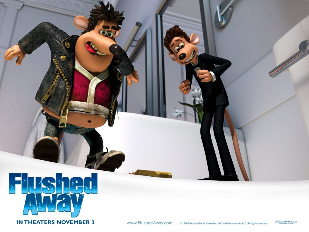 flushed away desktop 1600