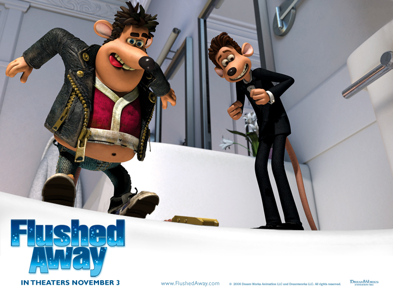 flushed away desktop 800
