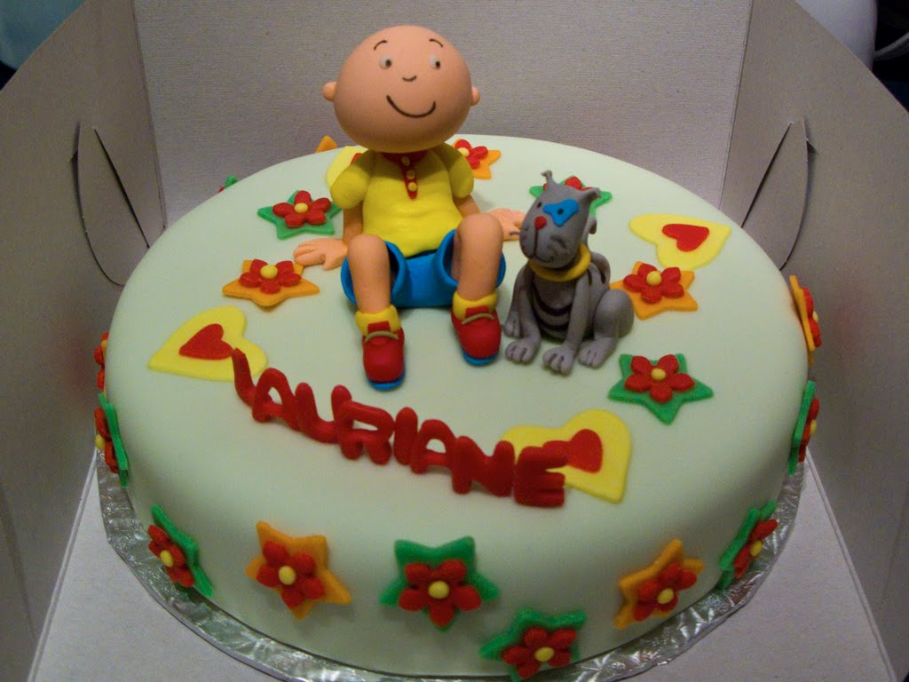 Outstanding Caillou Birthday Cake Fun Picture Caillou Birthday Cake Fun Wallpaper Funny Birthday Cards Online Elaedamsfinfo