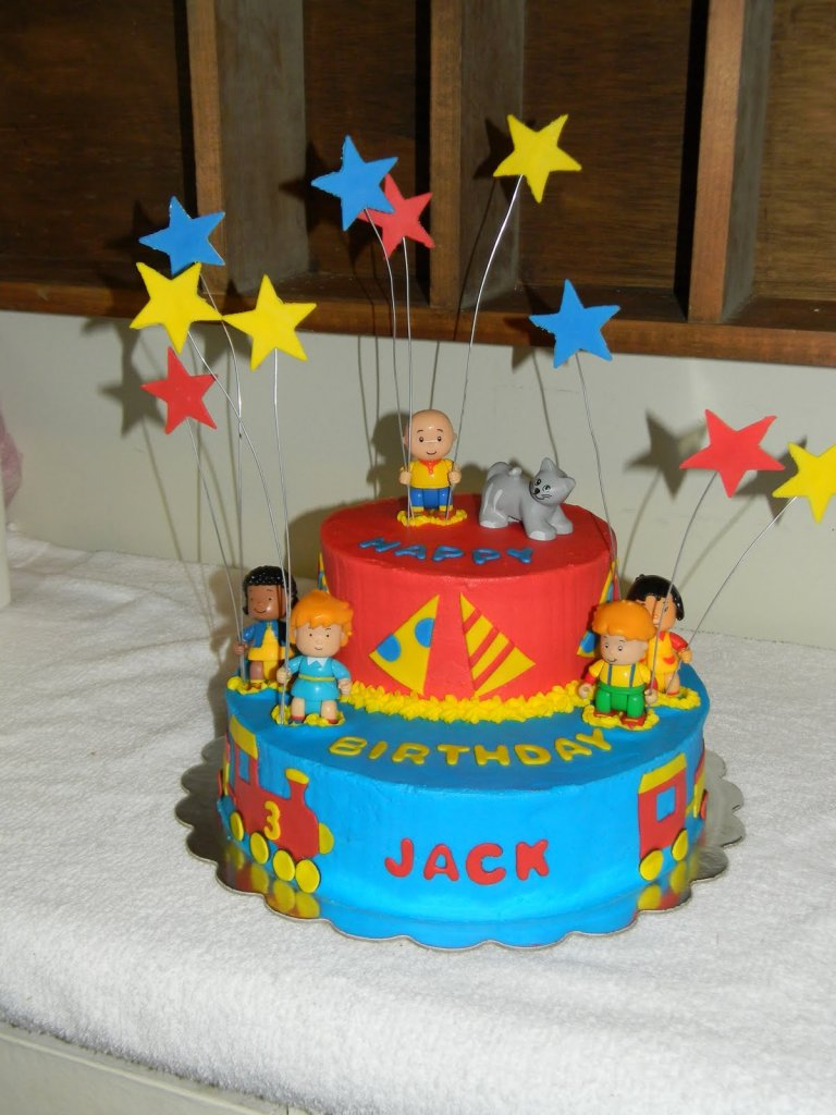 Amazing Caillou Birthday Cakes Picture Caillou Birthday Cakes Wallpaper Funny Birthday Cards Online Elaedamsfinfo
