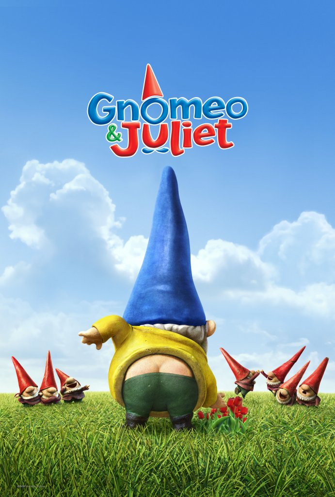 gnomeo and-juliet movie poster