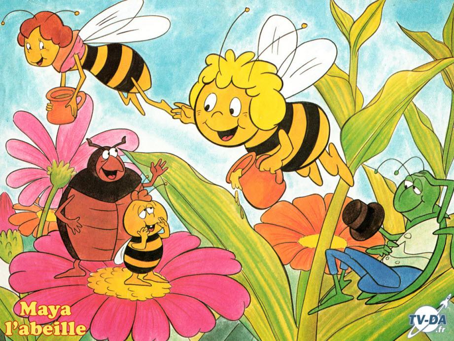 maya the bee cartoon - photo #38