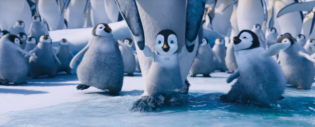 happy feet 2 movie desktop