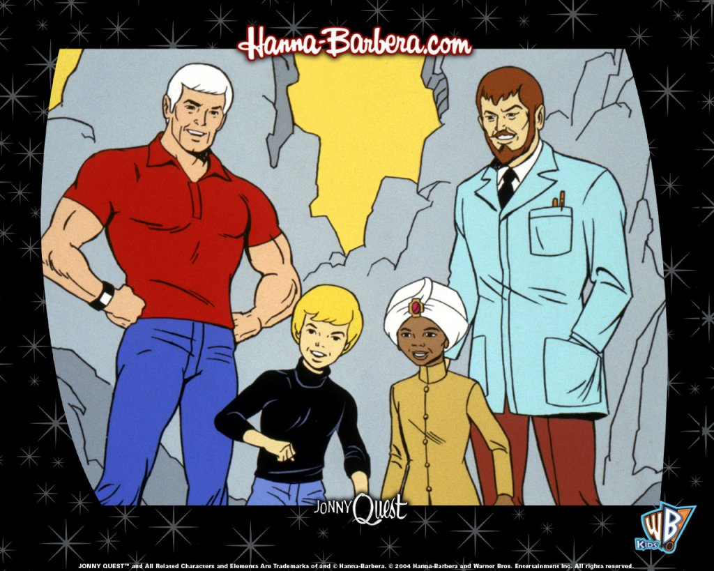 jonny quest cartoon 1280