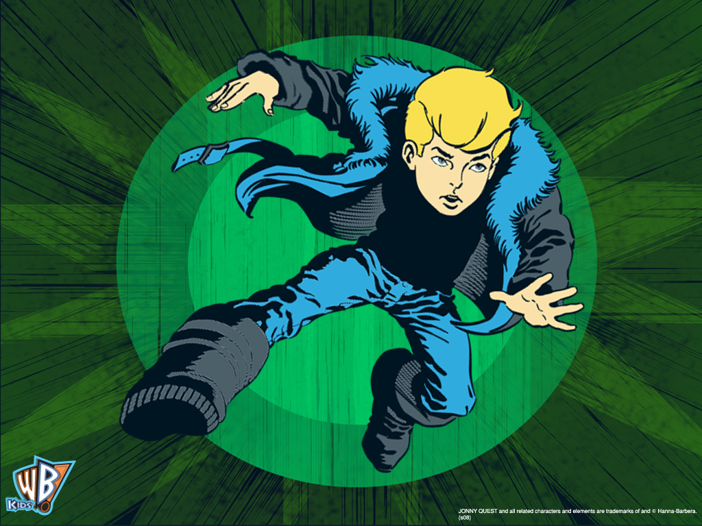 jonny quest destop 1024