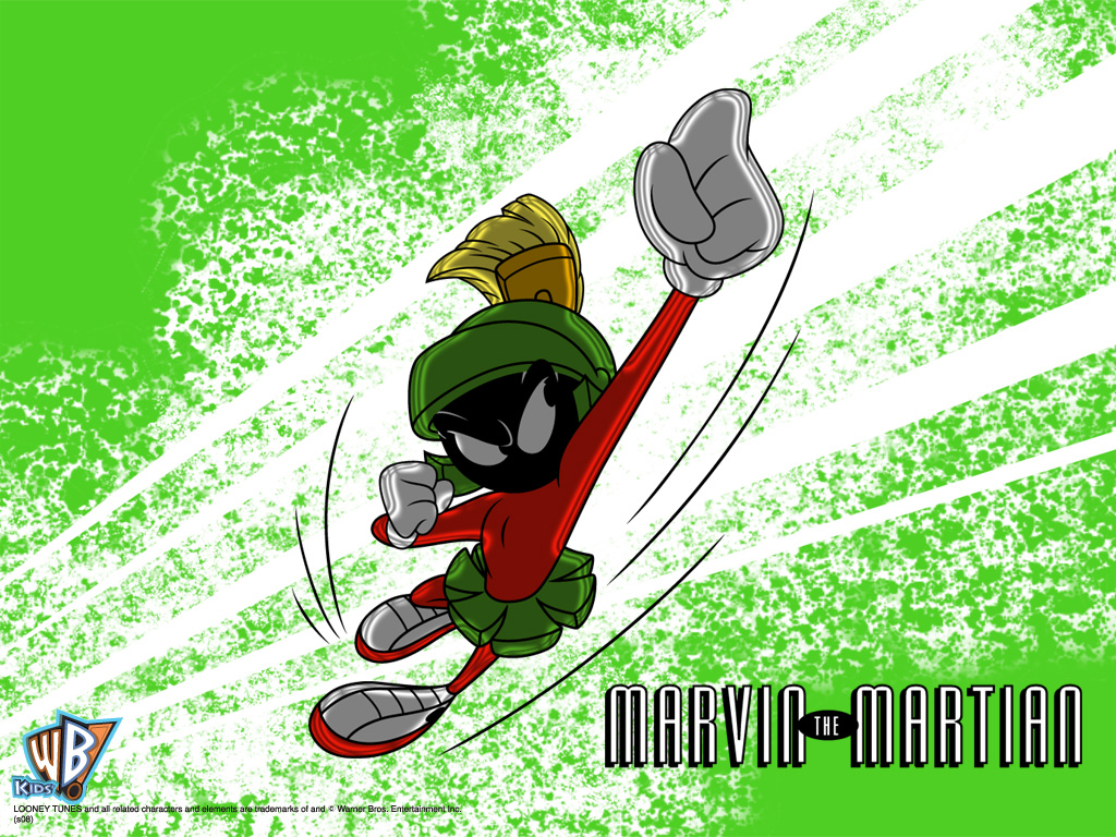marvin the martian 1024