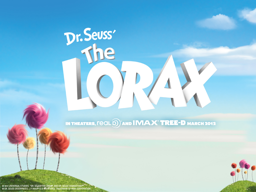 the lorax movie 1024x768