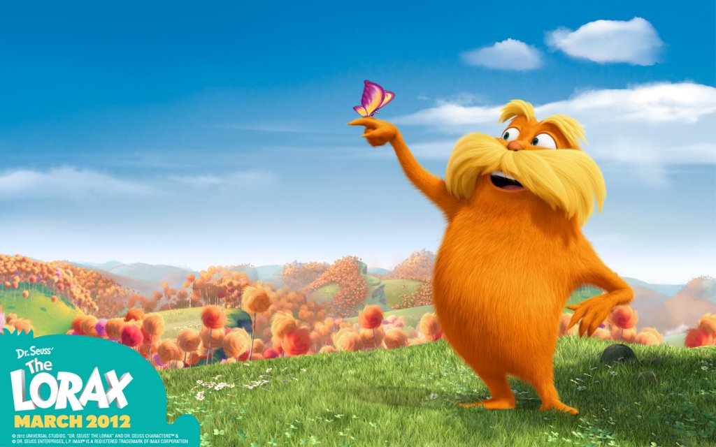 the lorax 1440x900
