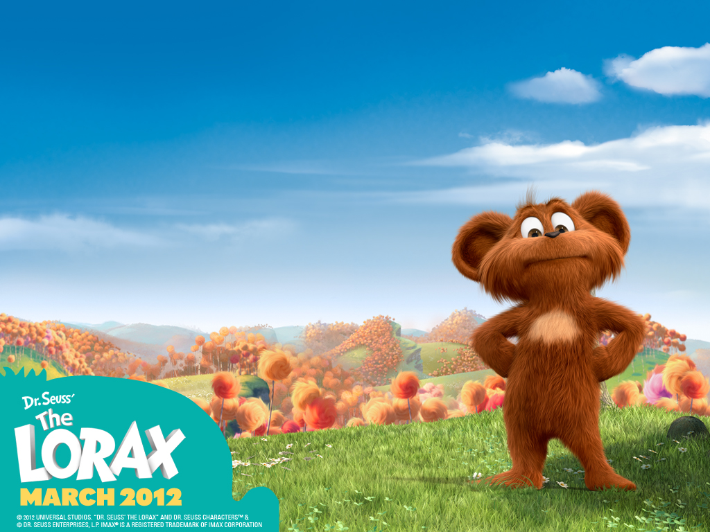 PIP the lorax 1024x768